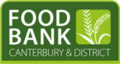 Canterbury Food Bank logo